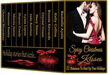 Spicy Christmas Kisses / by Kelly Collins Author
