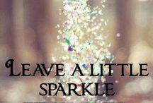 Just sparkle ME!