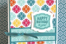 Stampin' UP! & other cards / by Carol Crowell