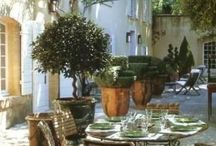 Provence Style - Outdoors