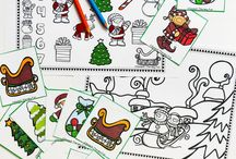 Speech Therapy Christmas / Speech & language therapy activities for Christmas