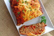 Italian meat loaf looks good