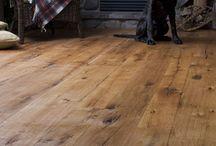 Wooden floor colous