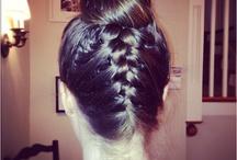 Lindos penteados