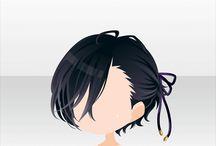 Character Design: Hair