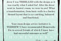 Testimonials / Here's what customers have to say about Homeworks Etc products and services.