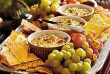 yum...hors d'oeuvres... / delicious appetizer and party food recipes / by Debbie Young