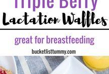 Pregnancy and Postpartum Recipes