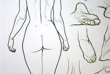 ženské tělo