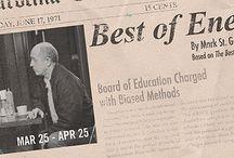 """""""Best of Enemies"""" / Inspiration behind """"Best of Enemies""""."""