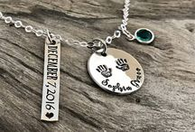 Personalized jewelry necklace