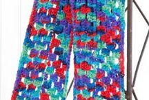 Crochet / by Sue Risseeuw