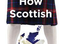 Bonnie Scotland. / Everything scottish.