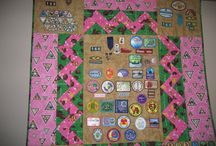 Craft ideas / Girl guide patch work