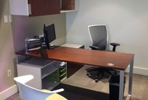 Office Innovations, Inc Completed Installs / Office Furniture Installation Work - Examples of what we have done