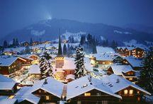 Esquí en los Alpes Suizos