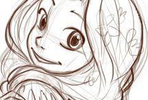 Disney Illustration Concept Art