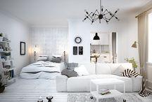 Aneks sypialny | The bedroom annex