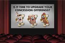 Food Service in Movie Theaters / Food Service News related to Movie Theaters