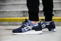 "Asics Gel-Lyte III ""Granite Pack"" (H6B2L-5001)"