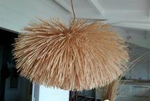 suspension thai en bambou