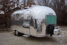 Airstream / Moving architecture and mobile interior design. Coming soon to a driveway near you.