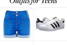 Remaja outfit