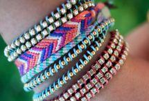 Bracelets / My hobby