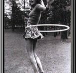 hula hoop loop dee loop / by Allyson Ewing