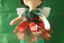 navidad / muñecos