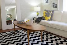 Decor :: B&W obsession / by Valerie Moody