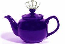 tea pots collection / by Kaye Calhoun