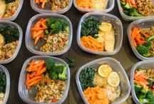 21 Day Fix Meal Planning / Ideas for meal planning, and meal plans to help you succeed in your journey during the 21 Day Fix