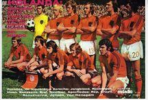 Selección Holandesa de fútbol