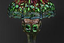 Tiffany / lampy
