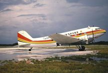 Historic Commuter Airlines of Florida / Long forgotten small airlines that once flew the skies of Florida.