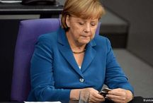 Washington denies phone-tapping German Chancellor Merkel and ... deplores such practices.