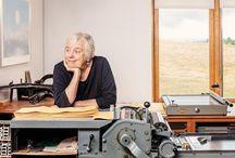 Boekbinder - Claire Van Vliet / Boekkunst en boekstructuren van Claire Van Vliet