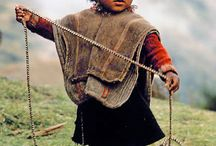 Images of Children / Images of children from around the world.