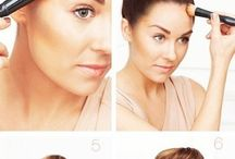 make up tips / by Marcia McCurdy Baker