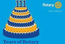 Years of Rotary