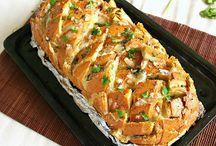 Ost og brød