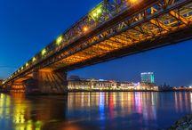 Bridges of Bratislava