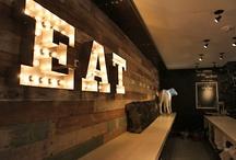 Fast restaurant