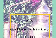 2.5 Gallon whiskey Still / Whiskey Stills are quite popular in the distillation process and preparing tasty beverages like Whiskey, Scotch, Rum, Vodka, Bourbon, Tequila, Moonshine, Schnapps, cognac and many more. For the enthusiastic people, who want to invent something new with the taste, they can experiment different mashes in #2.5GallonwhiskeyStill, quite enough to produce party time drinks.