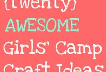 Camp! / by Girl Scouts of Southern Arizona