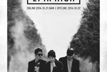 Epik High / Epik High (Hangul: 에픽하이) is a South Korean alternative hip hop group from Seoul, composed of Tablo, Mithra Jin and DJ Tukutz. The group is known for combining different styles of hip hop, along with different musical genres and collaborations on each album.