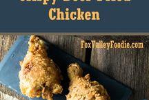 Fried Chicken/Wings