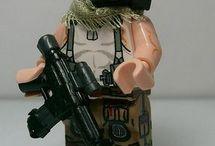 Lego army stuff