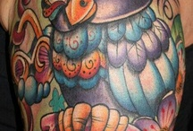 Tattoos / by Marisa Mastrapa